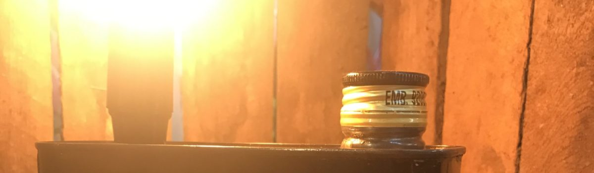 Lampes bidons
