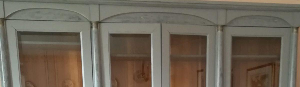 Vaisselier 4 portes