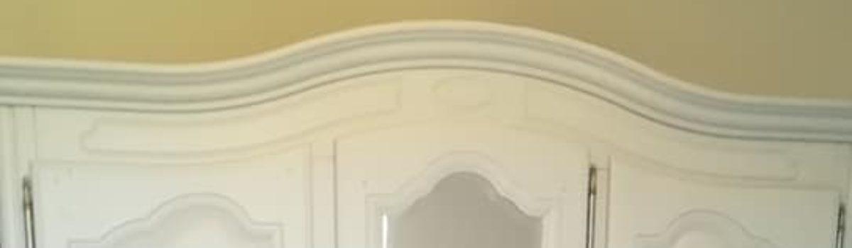 Relooking armoire et lit