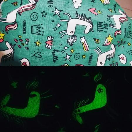 bandeau licorne phosphorescent 2